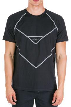 Men's short sleeve t-shirt crew neckline jumper regular fit(116914647)