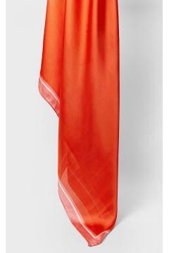 Einfarbiges Halstuch 100*100 Orange(113908354)