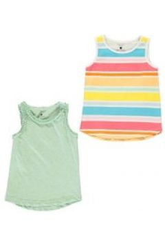 Crafted 2 Piece Jersey Vests Infant Girls(84008606)