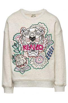 Tiger Jg 6 Sweat-shirt Pullover Creme KENZO(108573130)