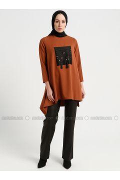 Smoke-coloured - Pants - Mileny(110336176)