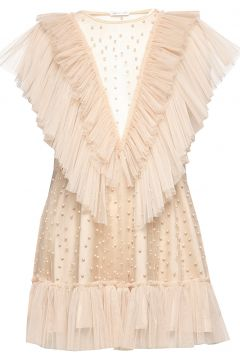 Nathalie Dress Kurzes Kleid Pink IDA SJÖSTEDT(108942548)