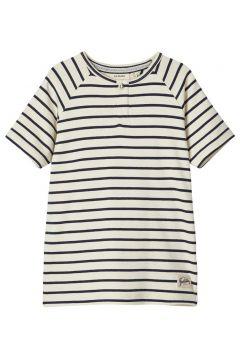 NAME IT Rayures T-shirt Men beige(110445927)