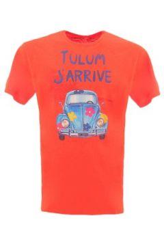 T-shirt Mc2 Saint Barth TULUM TEE(115589973)