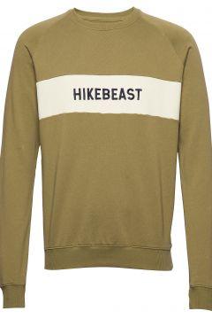 Hike Sweatshirt Sweat-shirt Pullover Grün FORÉT(114153129)