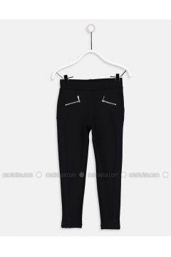 Black - Legging - LC WAIKIKI(110343352)