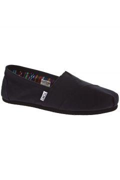 TOMS Alpargata Slip-Ons black on black(97763683)