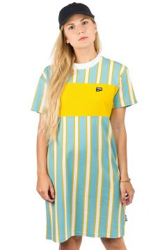 Puma Downtown Stripe Dress blauw(96356057)