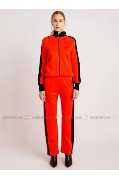 Orange - Tracksuit Bottom - NG Style(110341154)