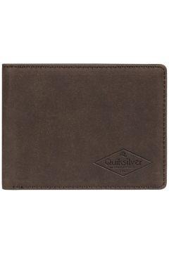 Quiksilver Slim Vintage III Wallet bruin(109249425)