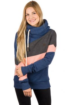 Kazane Birgitta Hoodie blauw(97862882)