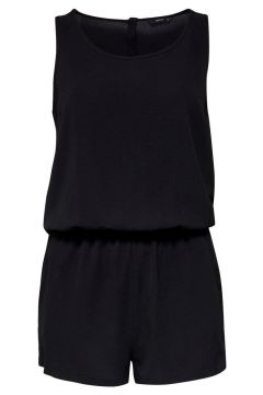 ONLY Ärmelloser Playsuit Damen Schwarz(112317815)