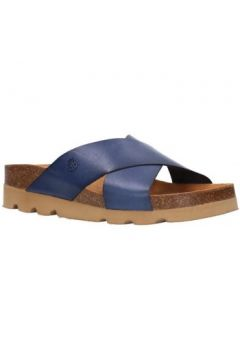 Mules Yokono Denis-033 Mujer Azul marino(115637405)
