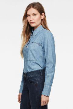 Core 1 Pocket Straight Shirt(109241496)