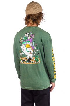 Rip N Dip Hiker Nerm Longsleeve T-Shirt groen(109206290)
