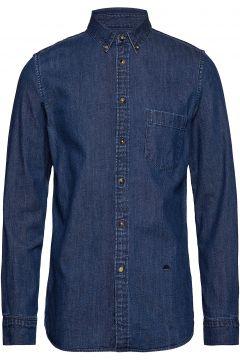 Lmc Standard Shirt Lmc Frida B Hemd Casual Blau LEVI\'S MADE & CRAFTED(114156527)