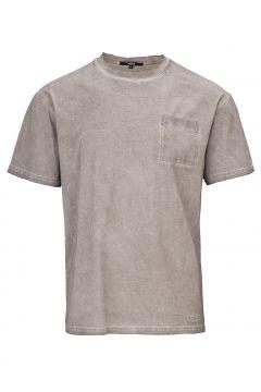 tigha Herren T-Shirt Alessio beige (vintage light mud)(113747489)