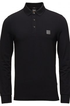 Passerby Polos Long-sleeved Schwarz BOSS(114355523)