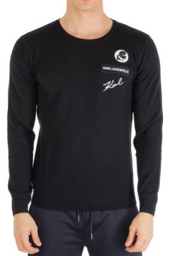 Men's crew neck neckline jumper sweater pullover(116881760)