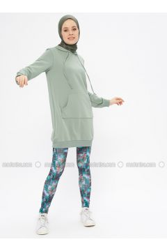 Green - Legging - Şımart(110332451)