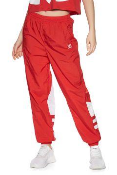 Adidas Originals Large Logo Damen Trainingshose - Red(110373808)
