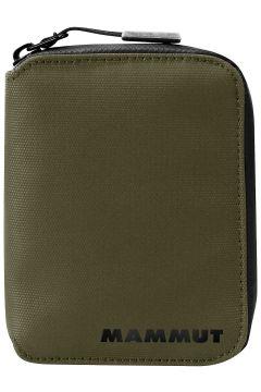 Mammut Seon Zip Wallet groen(109177895)