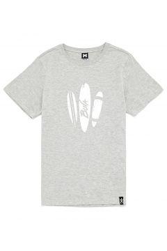 Bula Curl Kurzarm-T-Shirt - Greym(111132528)