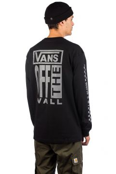 Vans AVE Longsleeve T-Shirt zwart(100661548)