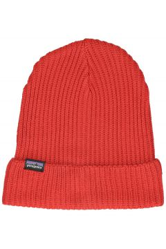 Patagonia Fishermans Rolled Beanie rood(95390756)