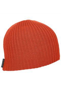 Ortovox Double Rib Logo Beanie oranje(104308584)