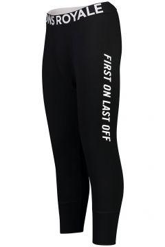Mons Royale Merino Shaun-Off 3/4 Tech Pants zwart(97231102)