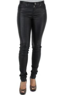 Pantalon Oakwood Pantalon Jasmina en cuir ref_cco40168-noir(88512053)