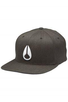 Nixon Deep Down Flex Fit Athletic Cap zwart(116554110)
