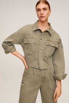 Mango - Kurtka jeansowa Melissa(114781222)