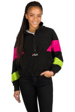 Fila Rafiya Half Zip Fleece Sweater zwart(97388112)