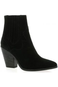 Bottines Giancarlo Boots cuir velours(101665547)