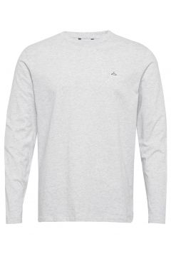 Hanger Ls Sweat-shirt Pullover Grau HOLZWEILER(109112902)