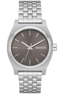 Nixon The Medium Time Teller silver/gray/pale pink(97844645)