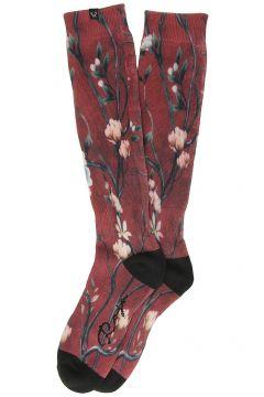 Rojo Art Series 2-8 Tech Socks rood(97388177)