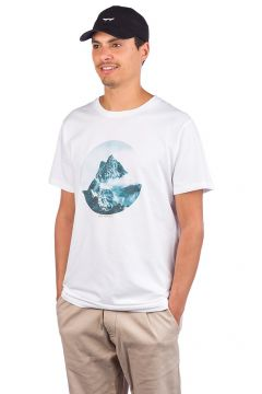 Dedicated Stockholm Back To Reality T-Shirt wit(96833033)
