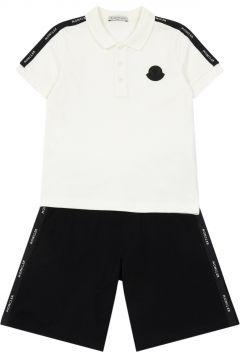 Polohemd Shorts(117296264)