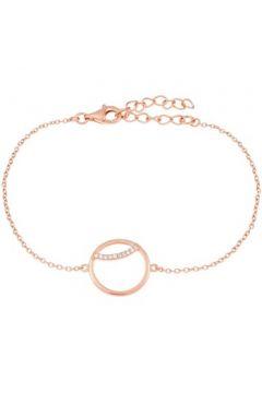 Bracelets Arbelo Bracelet en Argent 925/1000 Rose et Oxyde Blanc Femme(115406195)