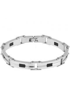 Bracelets Male Bracelet en Acier Bicolore Femme(88635283)