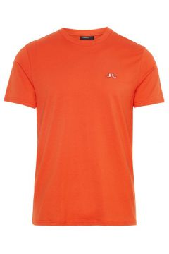 J.LINDEBERG Bridge Cotton T-shirt Herren Rot(108444252)