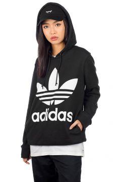 adidas Originals Trefoil Hoodie zwart(108030444)