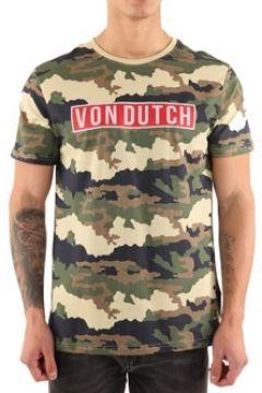 T-shirt Von Dutch T-Shirt(115617572)