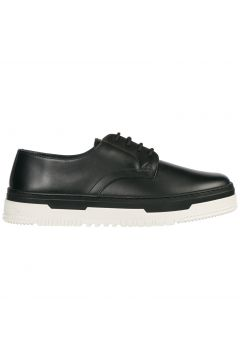 Men's classic leather lace up laced formal shoes derby(100220207)