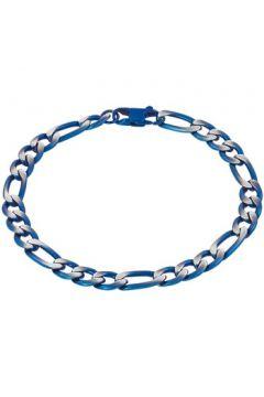 Bracelets Male Bracelet en Acier Bleu Femme(115406417)