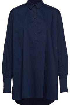 Harlow Langärmliges Hemd Blau MUNTHE(114152512)