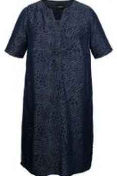 Kleid MIAMODA Blau(111495251)